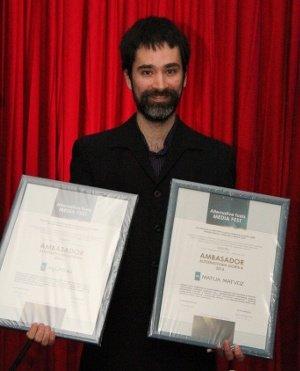 myLPG.eu honorary title - Ambassador of Alternative Fuels 2016
