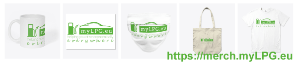 myLPG.eu Merch page